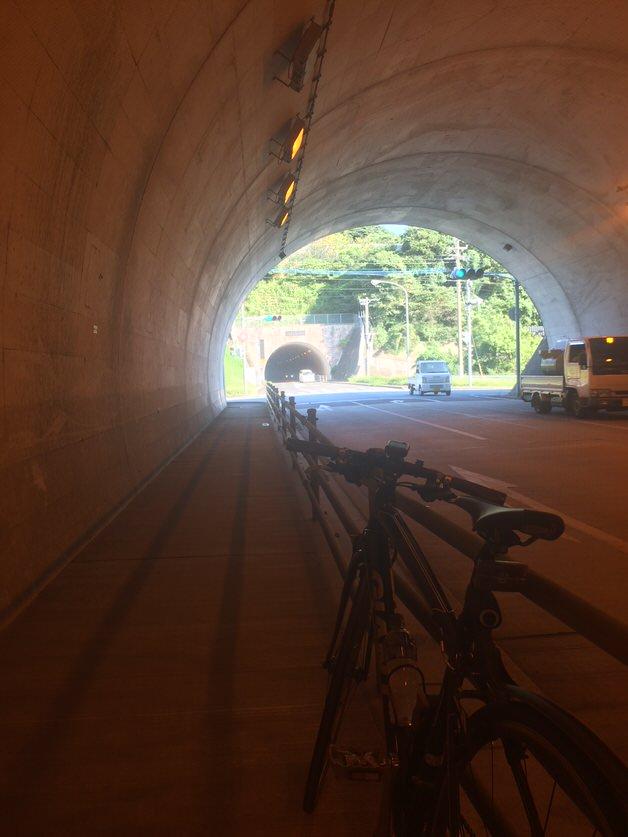 壱岐のトンネル