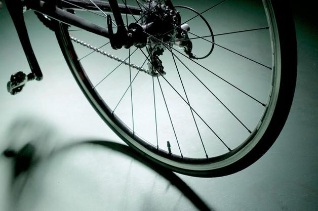 ロードバイクのスポーク