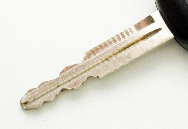 薄っぺらい鍵